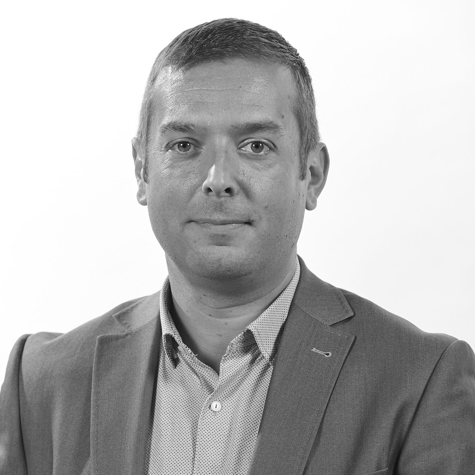 Bart de Padt / Credit & Billing manager