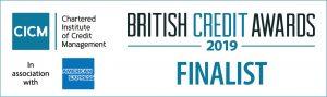 British Credit Awards Finalist
