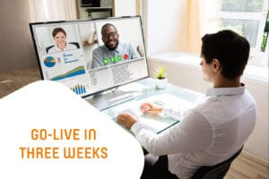 Go-live with Onguard in three weeks