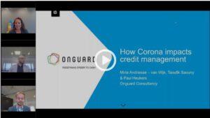 webinar impact corona