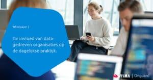 invloed van datagedreven organisaties