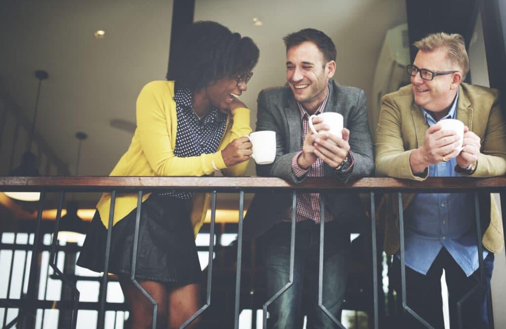 Onguard Coffee conversation