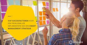 credit management strategie