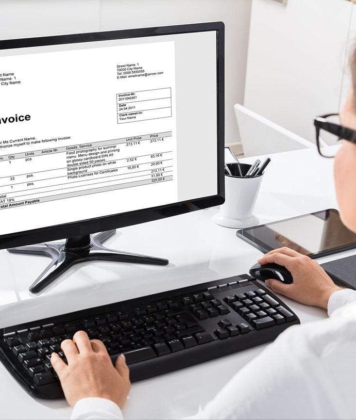 Beschleunigen Sie Ihren Rechnungsstellungsprozess