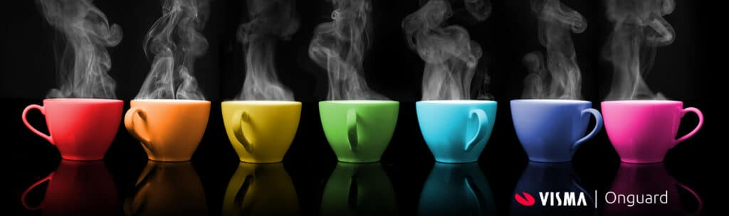 Visma   Onguard Coffee Conversations