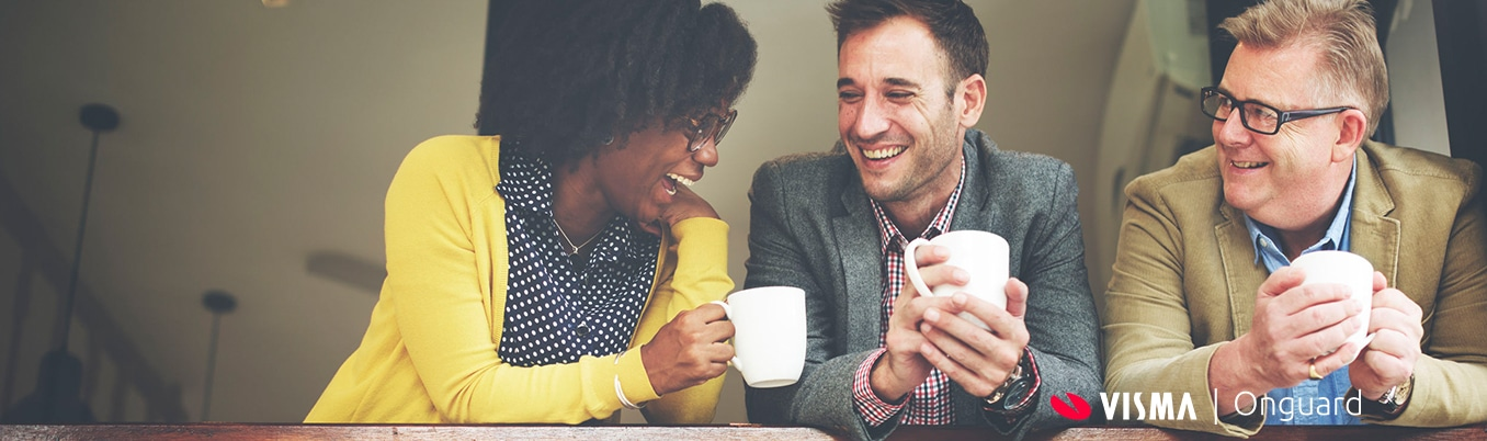 Coffee conversations Visma | Onguard
