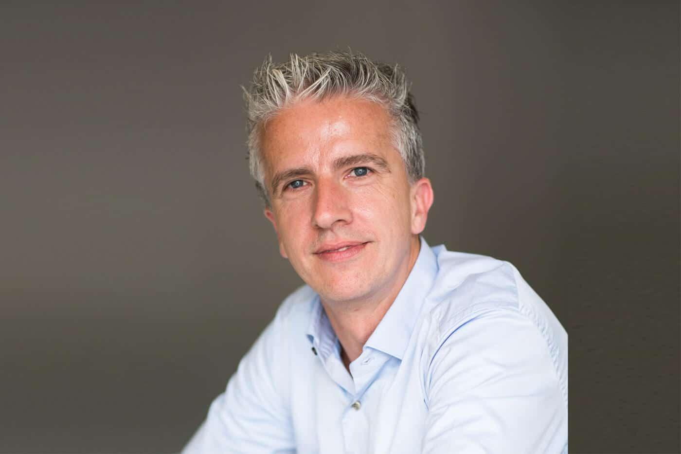 Tom van Dael, Director of Finance and IT